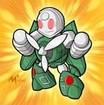 MR39 Zero Robo