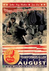 Transformers GIJoe