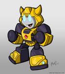 1984 Autobot Bumblebee