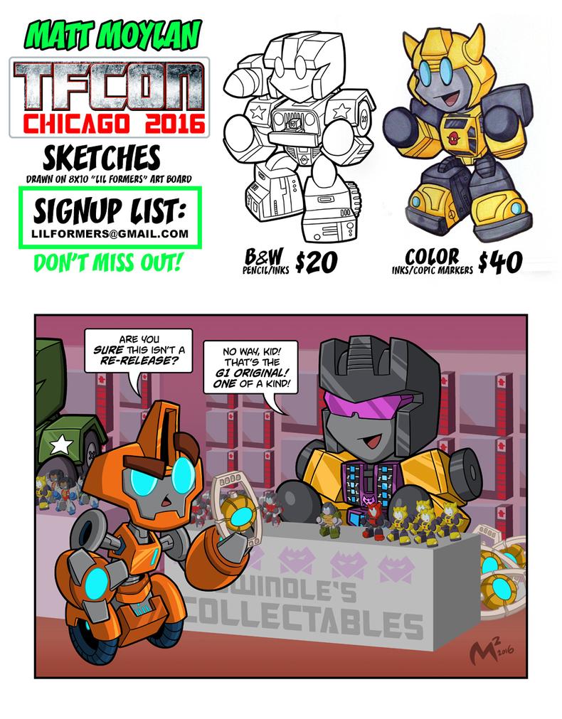 TFcon Chicago sketches2 by MattMoylan
