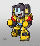 1984 Autobot Sunstreaker