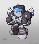 1984 Autobot Jazz