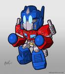 1984 Autobot Optimus Prime