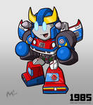 1985 Autobot Smokescreen
