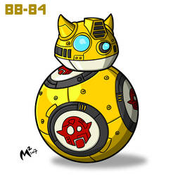 BB-84 by MattMoylan
