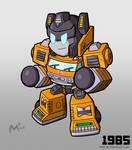 1985 Autobot Grapple