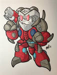 TFcon preorder commission - Inferno!