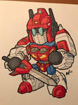 TFcon USA preorder commission - Star Saber!