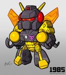 1985 Decepticon Ransack