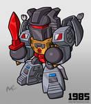 1985 Autobot Grimlock