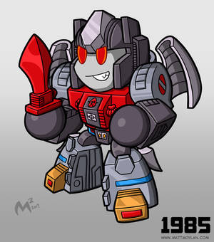 1985 Autobot Sludge