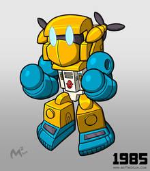 1985 Autobot Seaspray
