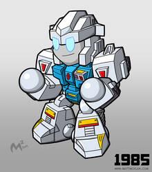 1985 Autobot Twin Twist