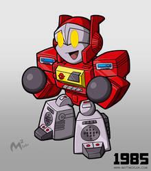 1985 Autobot Blaster