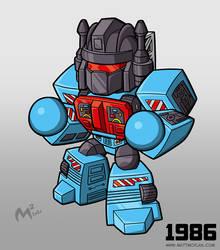 1986 Autobot Hotspot