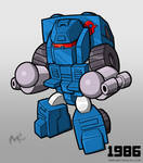 1986 Autobot Pipes