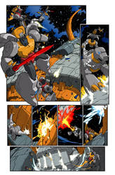 Transformers Animated page