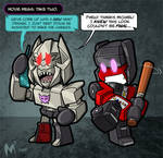 Lil Formers - Movie Megs
