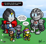 Lil Formers - Tech Bots