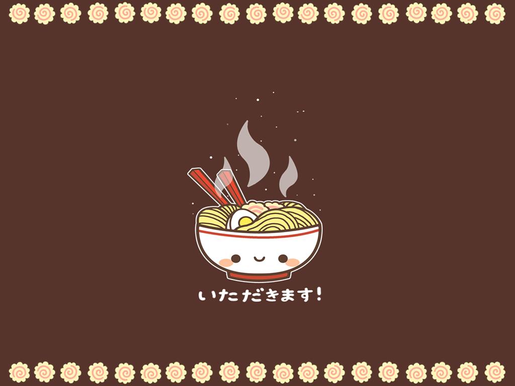 Ramen Wallpaper by MinjiXMuu-chan