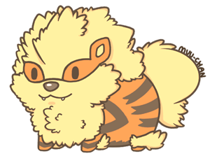 Affinity Shipping [Red x Pikachu] Its_arcanine__by_minjixmuu_chan-d509y0c