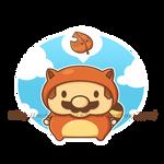 Tanuki Pudge Mario