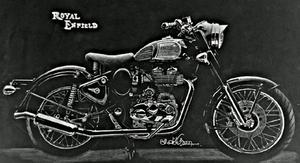 Royal Enfield- Classic 500