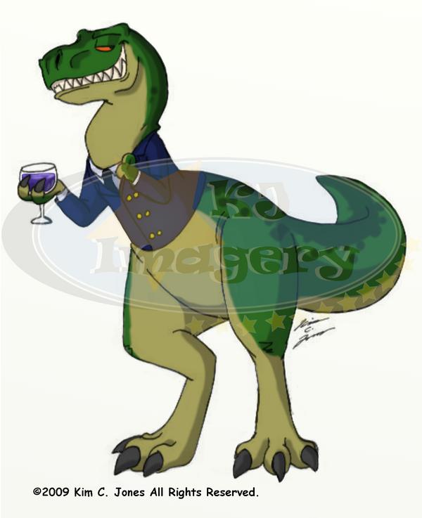Classy Rex by Slasher12