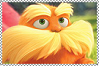 Lorax Stamp by Slasher12