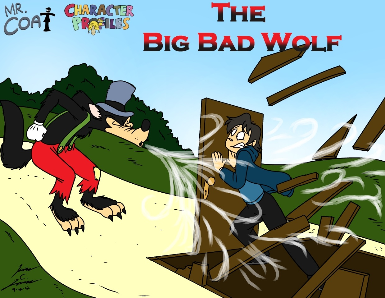 Mr. Coat Big bad wolf Proflie Card