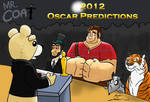 Mr. Coat 2012 Oscar Predictions Title Card