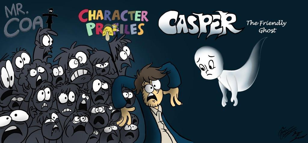 Mr. Coat Casper Profile Card