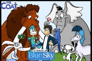 In Defense of BlueSky Studios by Slasher12