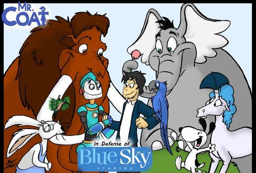 In Defense of BlueSky Studios