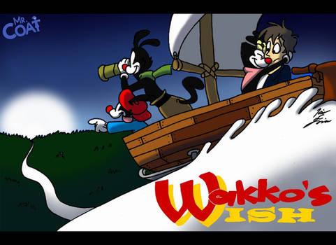 Mr Coat Wakko's Wish