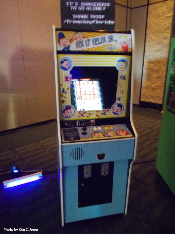 Fix-it Felix Jr. cabinet by Slasher12 on DeviantArt