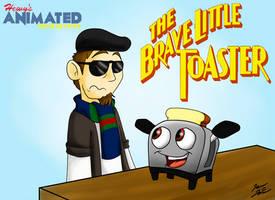 HAMR: The Brave Little Toster by Slasher12
