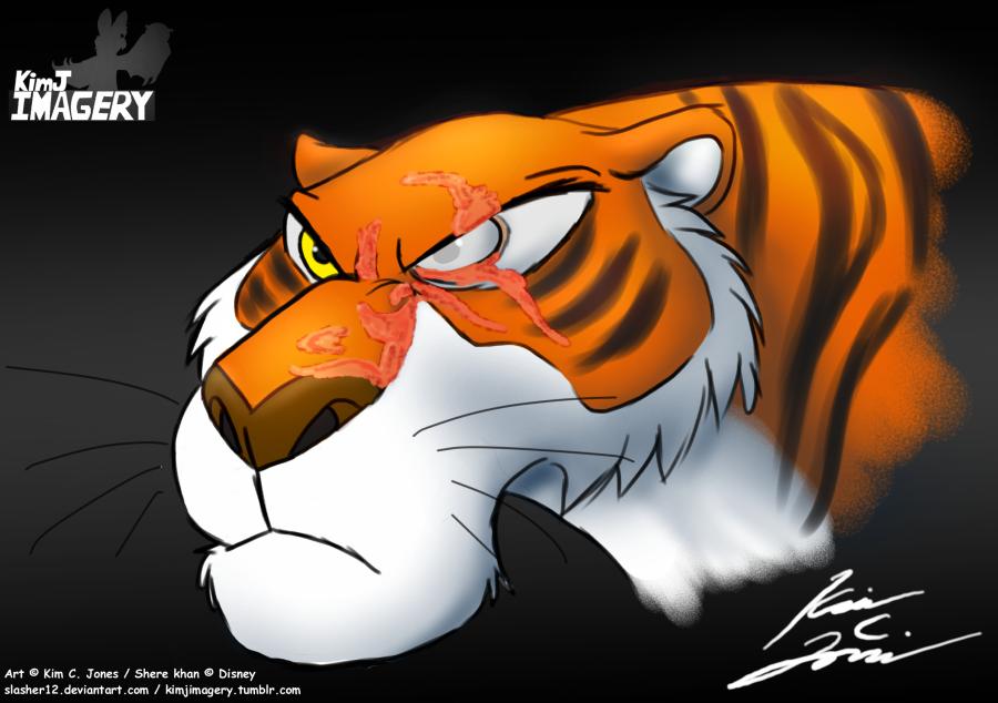 Shere Khan by Slasher12