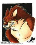 Werewolf Edgar