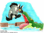 Croc! by Slasher12