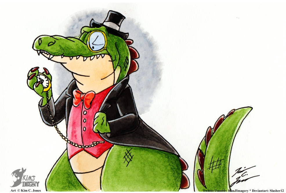 Altitus: The Gentlemen Gator
