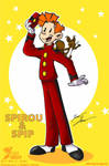 Spirou and Spip