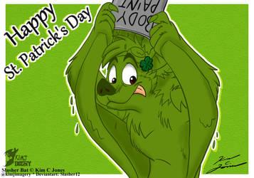 St. Patrick's Day by Slasher12