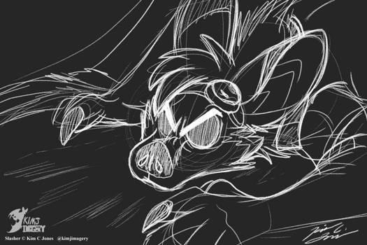 Slasher Sketch