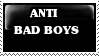 Stamp: Anti bad boys by Riza-Izumi