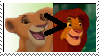 Stamp: Kiara over Simba 2 by Riza-Izumi