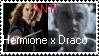 Stamp: Anti Draco X Hermione by Riza-Izumi
