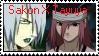 Stamp: Sakon X Tayuya by Riza-Izumi