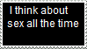 Stamp: Think about sex by Riza-Izumi