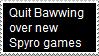 Stamp: New Spyro-Bawww by Riza-Izumi